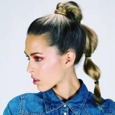 Foto: Lothar Marquart • Model: Katrin • Hair & Make-Up Artist: Nadia Krist