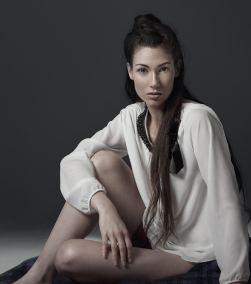 Foto: Markus Gensmantel • Model: Lara Steiger • Make-Up & Hair: Nadia Krist
