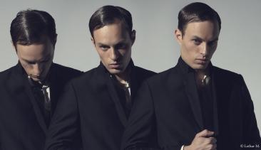 Foto: Lothar Marquart • Model: Philipp • Make-Up & Hair: Nadia Krist