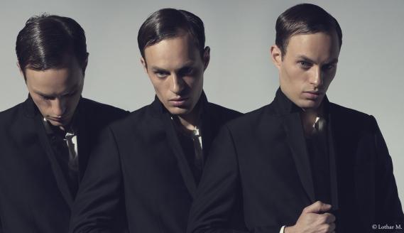 Foto: Lothar Marquart • Model: Philipp • Hair & Make-Up Artist: Nadia Krist