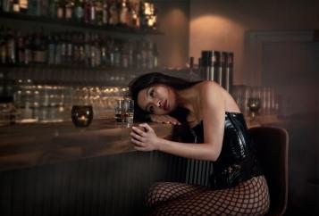Foto: Markus Gensmantel • Model: Dorothy • Hair & Make-Up Artist: Nadia Krist