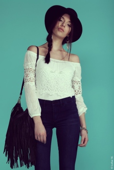 Foto: Lothar Marquart • Model: Lejla • Make-Up & Hair: Nadia Krist