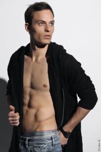 Foto: Lothar Marquart • Models Philipp • Make-Up & Hair: Nadia Krist