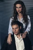 Foto: Lothar Marquart • Models: Philipp & Eileen @ S Models Model Management • Hair & Make-Up Artist: Nadia Krist