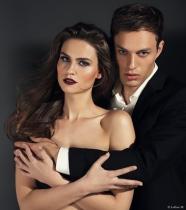 Foto: Lothar Marquart • Models: Philipp & Eileen @ S Models Model Management • Make-Up & Hair: Nadia Krist