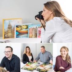 Fotos: Caroline Kramer • Client: Deutsche Online Medien • Make-Up & Hair: Nadia Krist