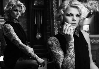 Foto: Valentin Zwick • Model: Jasmin • Hair & Make-Up Artist: Nadia Krist