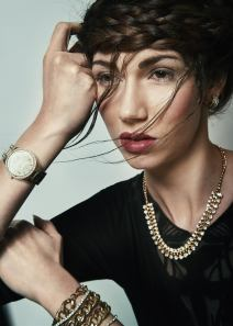 Foto: Markus Gensmantel • Model: Lara Steiger • Hair & Make-Up Artist: Nadia Krist