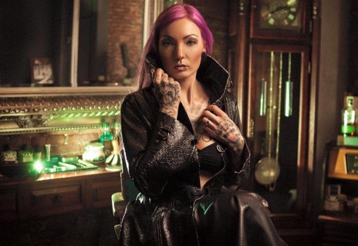 Foto: Valentin Zwick • Model: Nicole • Make-Up & Hair: Nadia Krist