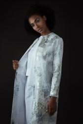 Kunde: Hannah Wilke • Foto: Miriam Mara • Model: Amara @ S Models Model Management • Hair & Make-Up Artist: Nadia Krist