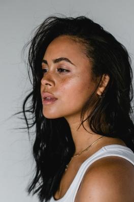 Foto: Sonja Netzlaf • Model: Cindy @ Rothman Models • Hair & Make-Up Artist: Nadia Krist