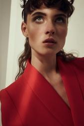 Foto: Lisa-Ann • Model: India • Hair & Make-Up Artist: Nadia Krist